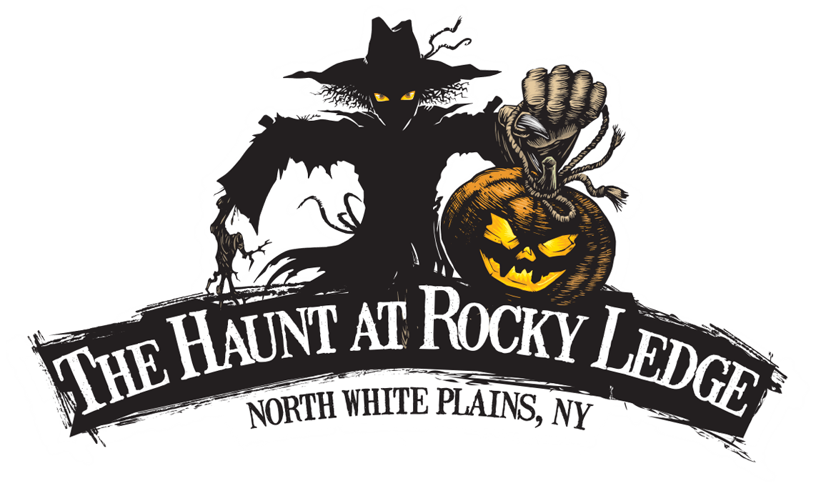 Logo: The Haunt at Rocky Ledge
